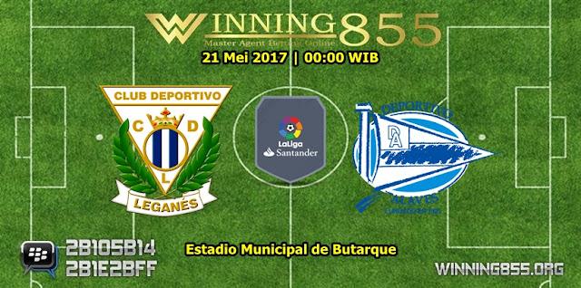 Prediksi Skor Leganes vs Deportivo Alaves 21 Mei 2017