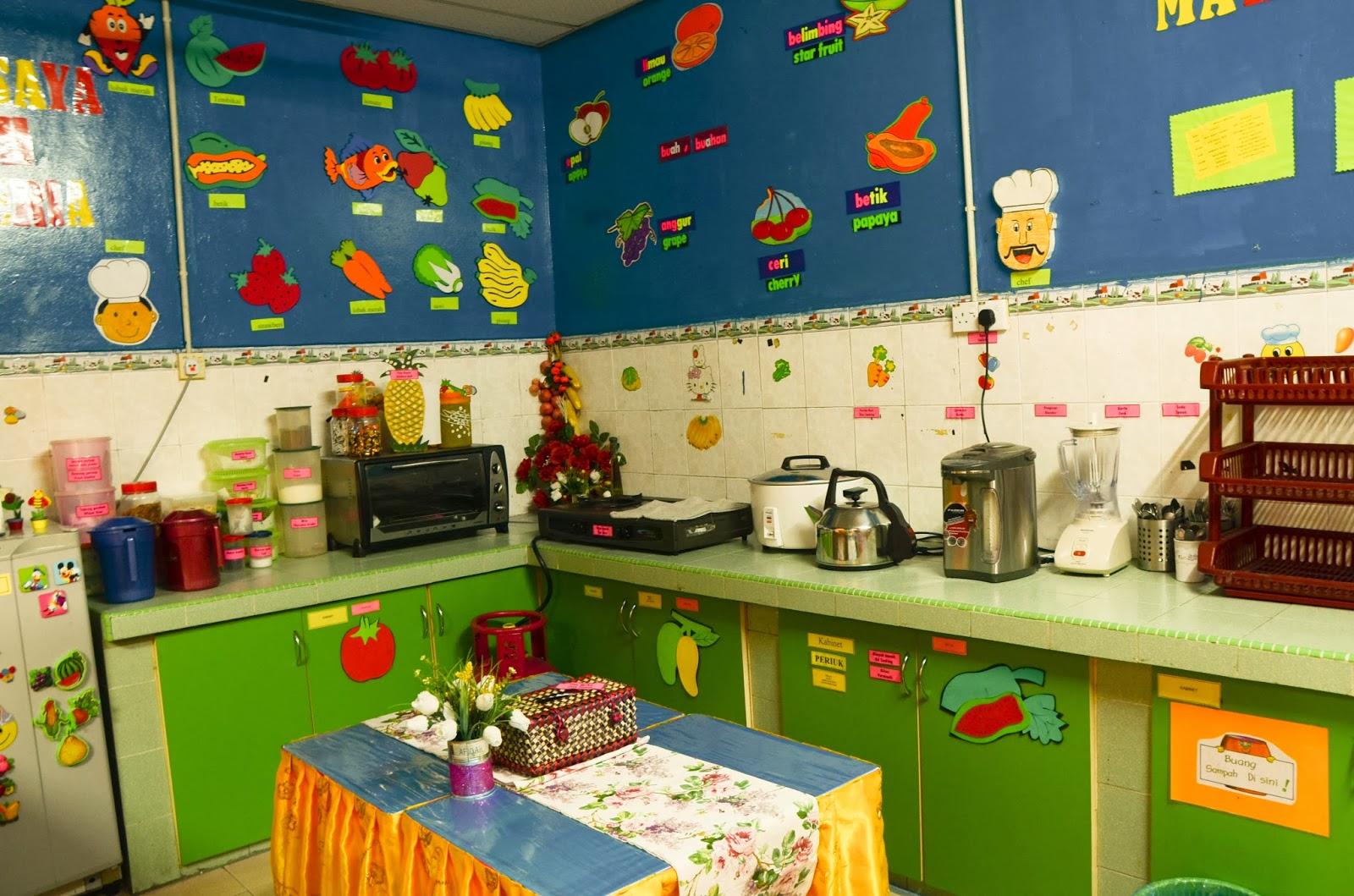 Hiasan Ruang Dapur Tabika Desainrumahid