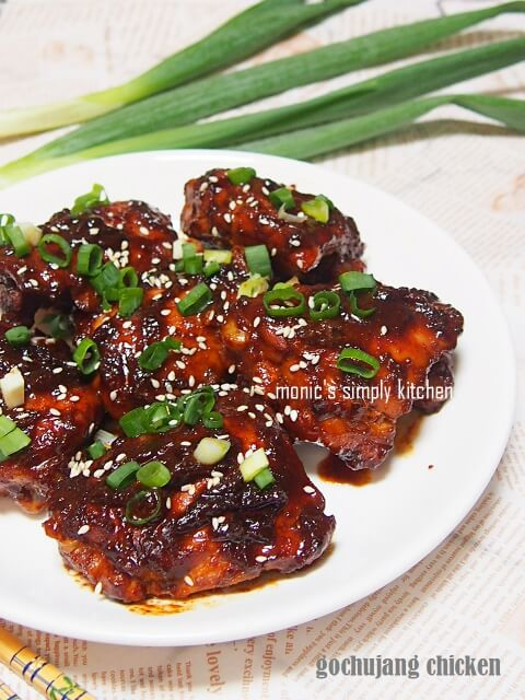 gochujang chicken recipe