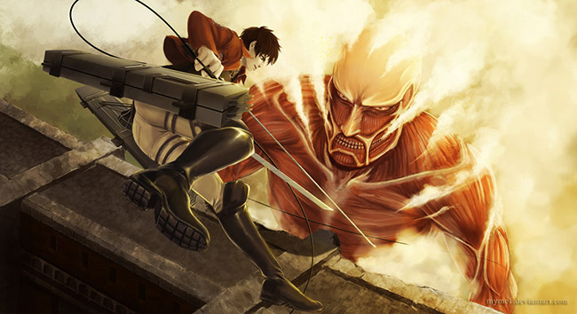 Myme (Vietnam) - Attack on Titan