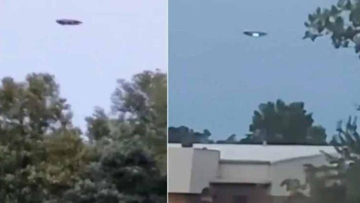 """""""OVNI"""" causa terror en Nueva Jersey y detiene el tráfico; solo era un dirigible publicitario"""