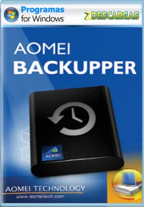 AOMEI Backupper Professional 5.3.0 Full (Español) [MEGA]