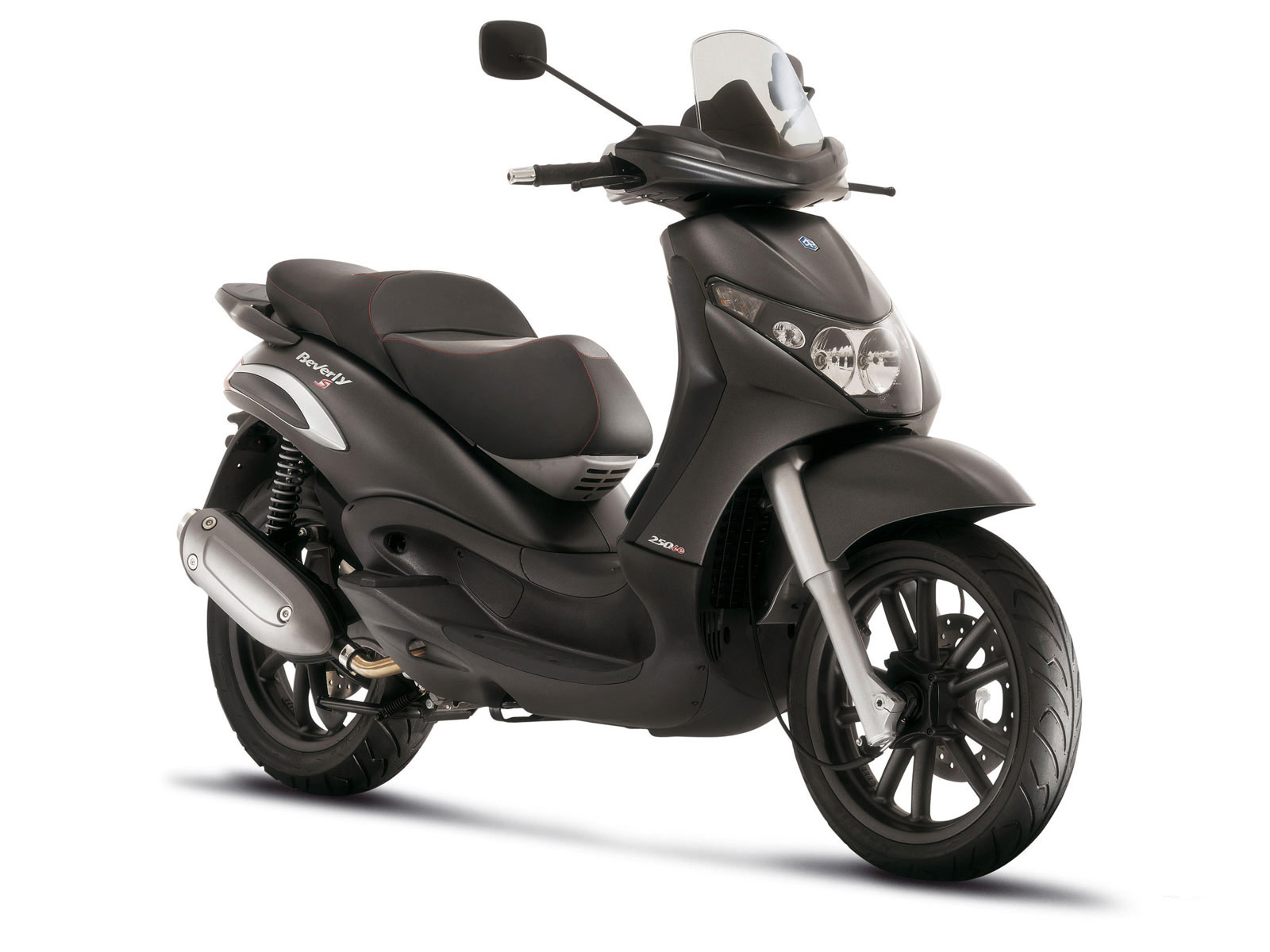 2007 piaggio beverly 250ie scooter pictures. Black Bedroom Furniture Sets. Home Design Ideas