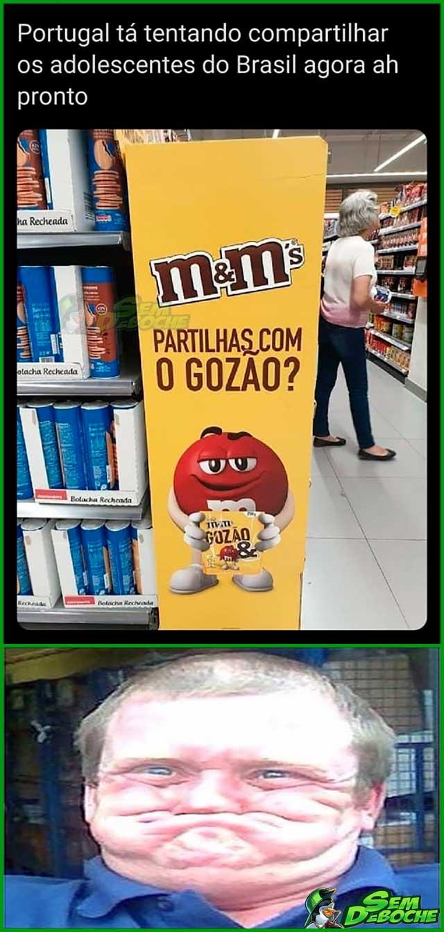 NÃO ESTOU PREPARADO PRA IR A PORTUGAL