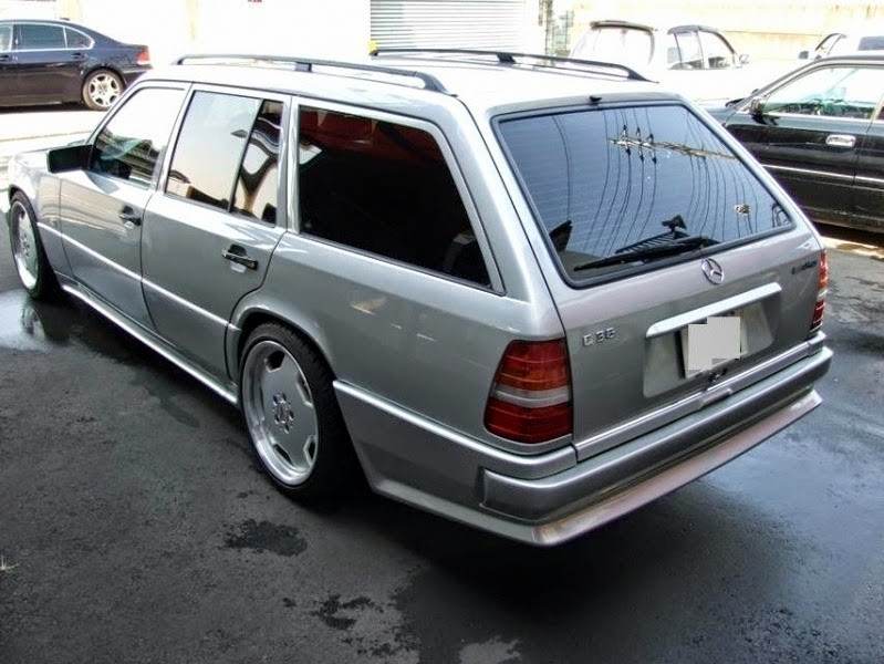Mercedes W124 Estate