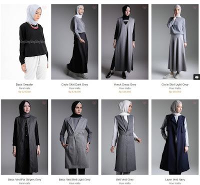 Memilih Hijab untuk berlibur