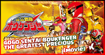 GoGo Sentai Boukenger The Movie The Greatest Precious Subtitle Indonesia (Movie)