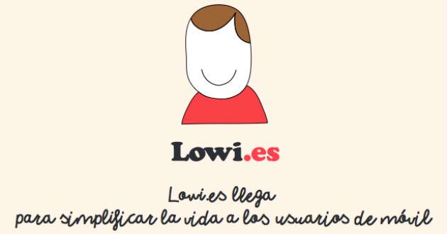 Lowi ofrece una oferta privada a sus clientes