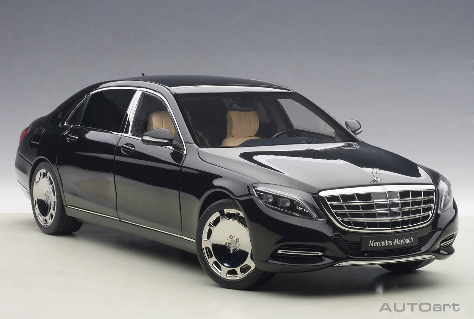 Sd Modelcar Mercedes Maybach S600 Swb 118 Autoart 1 18 Has Just Released A New Photo With The In Black Until It Will Arrive Shops You Can Buy White And Silver