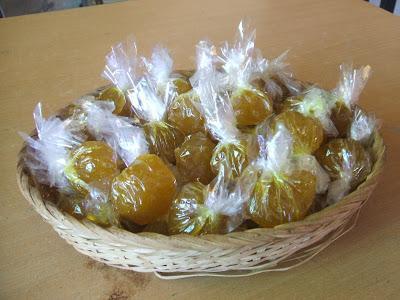 cara membuat dodol nanas bandung