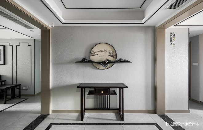 【新中式風格】で味わう古典的中華スタイルの内装と現代モダンの融合