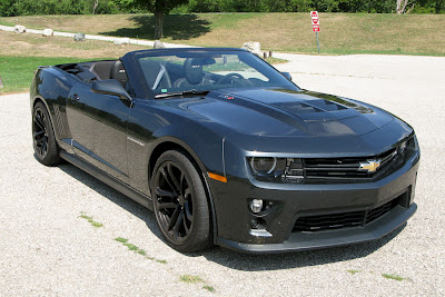 2017 Camaro ZL1 Convertible Review
