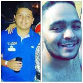 Dois jovens de Nova Floresta morrem após Golf capotar na BR – 104, em Cuité