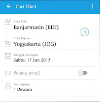 cara pesan tiket pesawat di traveloka
