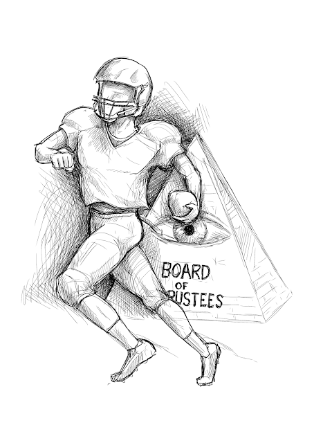 Football and the Board of Trustees