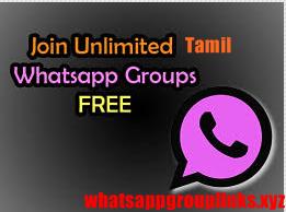 Tamil Nadu Whatsapp group link Tamil