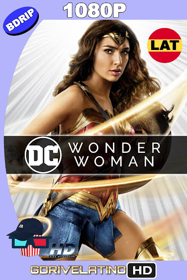La Mujer Maravilla (2017) BDRip 1080p Latino-Ingles MKV