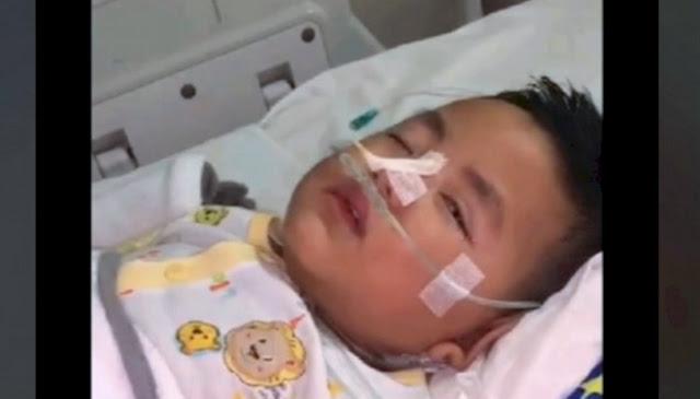 Innalillahi, Bocah yang Sudah Tertidur Selama Satu Tahun Dikabarkan Meninggal Dunia