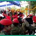 शपथ समारोह के दौरान महिला सिपाहियों ने भोजपुरी गानों पर लगाए ठुमके