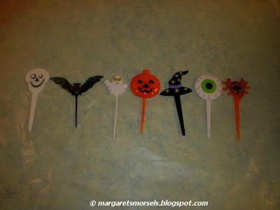 Margaret's Morsels | Halloween