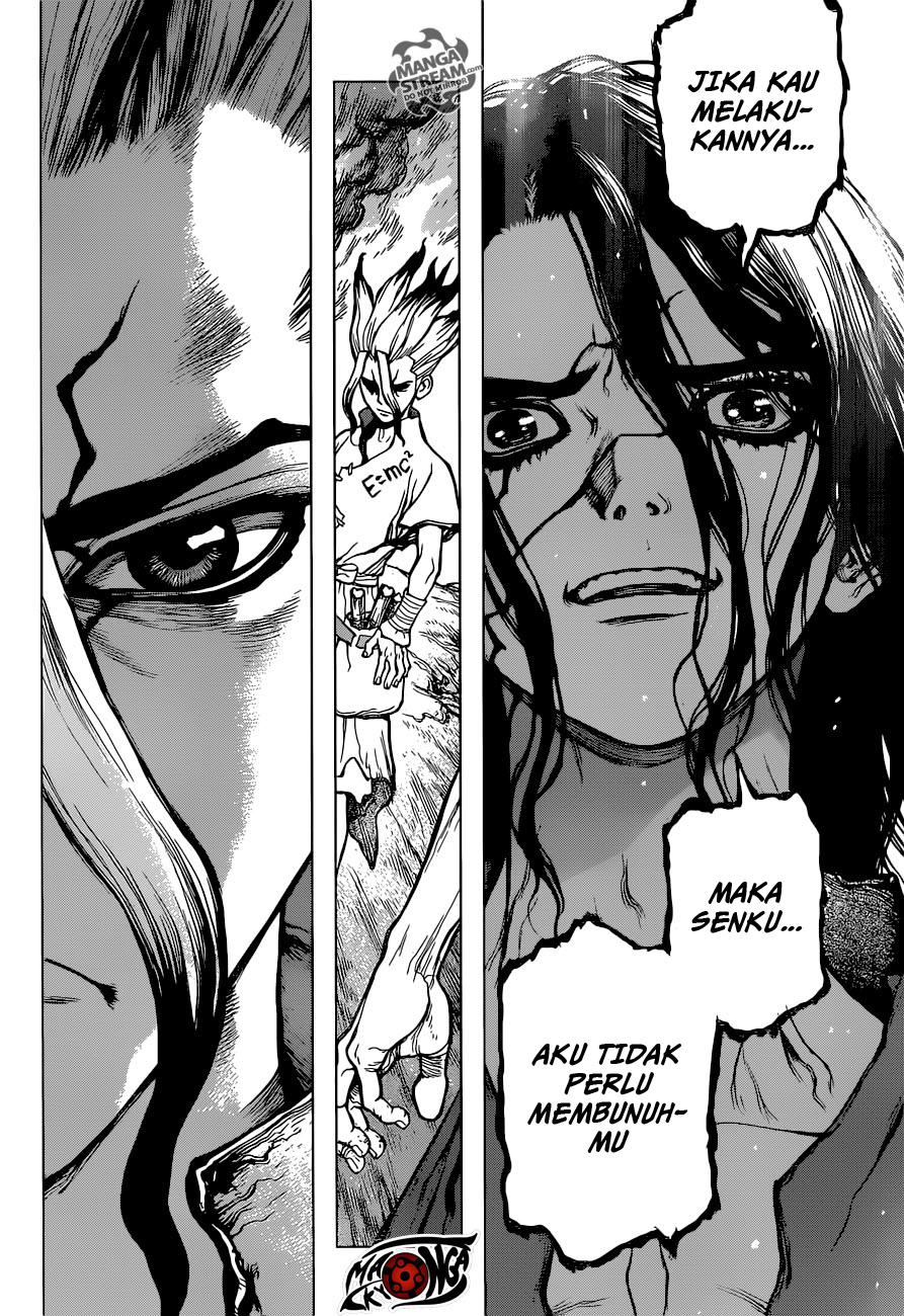 Dr.Stone Chapter 09-19