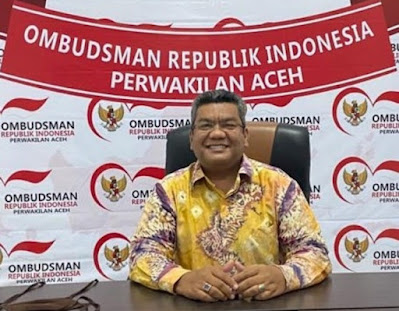 Ombudsman : Laporan Masyarakat Tentang BPSDM Sedang Kita Proses
