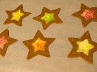 ciasteczka z landrynkami