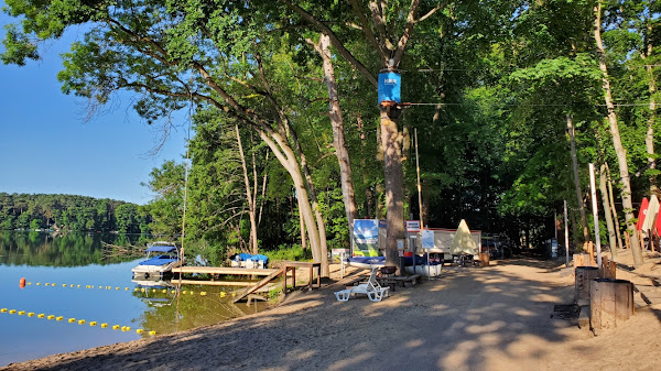 Park Linowy Magic Jungle Lubniewice