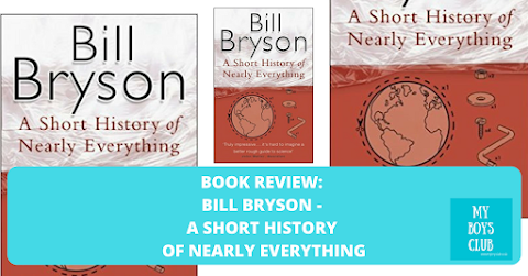 Book Review: Bill Bryson - A Short History of Nearly Everything