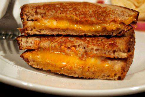 National Grilled Cheese Sandwich Day Wishes