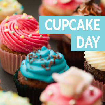 National Cupcake Day Wishes Sweet Images