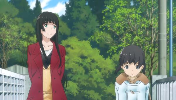 PV kedua anime flying wttch