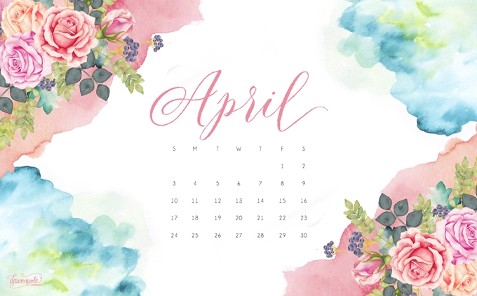 http://bydawnnicole.com/2016/03/april-2016-calendar-tech-pretties.html