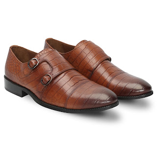 BRUNE unveils splendid Monk Strap Collection