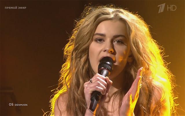 Дания победила в международном песенном конкурсе