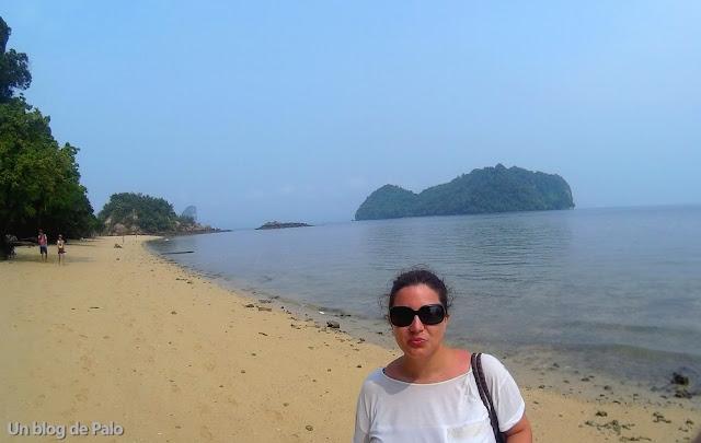 Excursión a las Islas Hong  Phak Bia