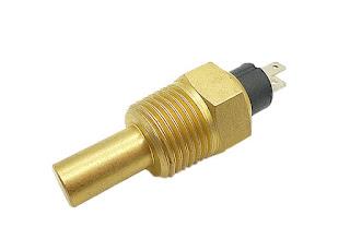 Car temperature sensor