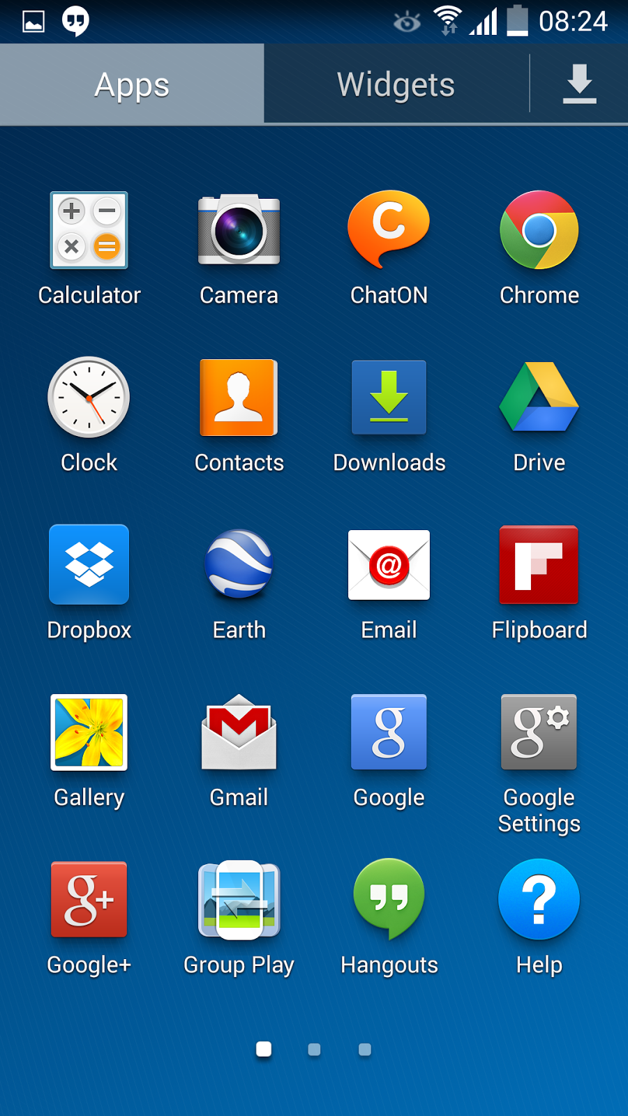 Android 4.4.2 KitKat test firmware for Samsung Galaxy S4 ...