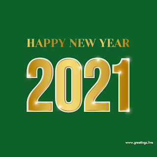 2021new year wishes whatsapp image