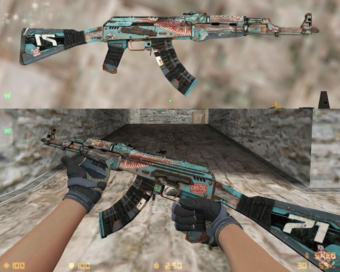 Skin AK-47 Rat Rod - CsPira!