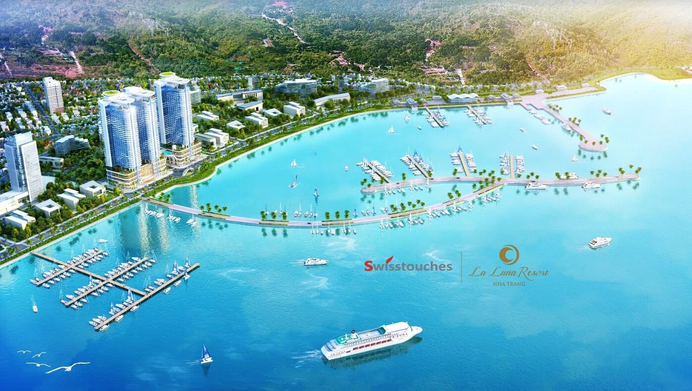 Swisstouches La Luna Resort – giải pháp sinh lời bền vững với cam kết lợi nhuận 9%/năm