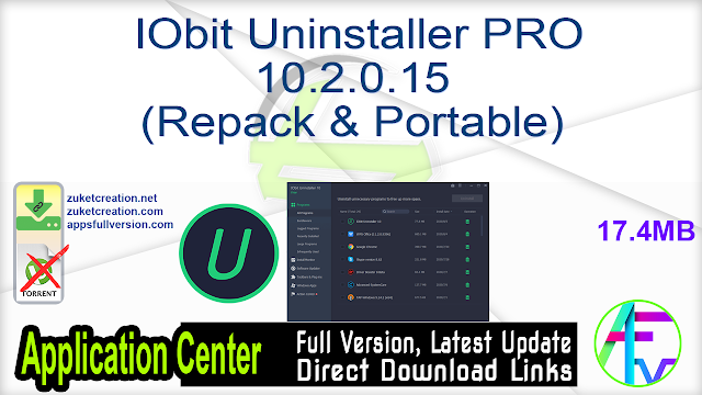 IObit Uninstaller PRO 10.2.0.15 (Repack & Portable)