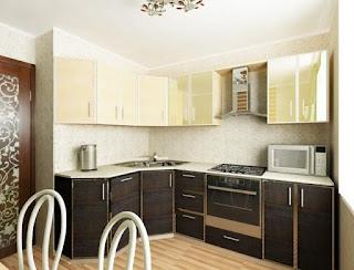 Desain Ruang Dapur Minimalis Ukuran 3x3