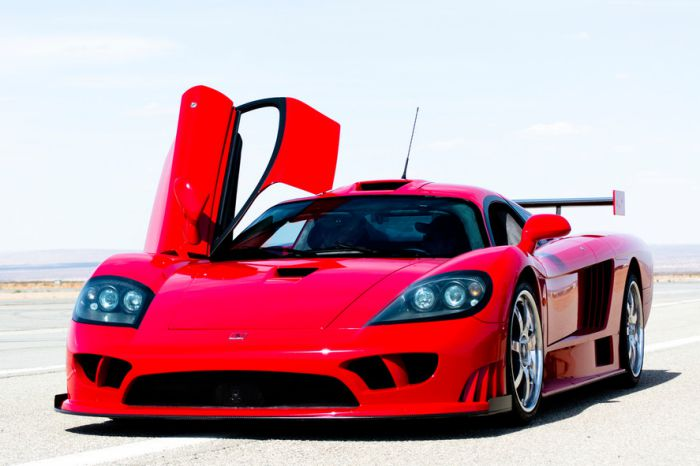 Saleen S7 Twin Turbo (248mph)