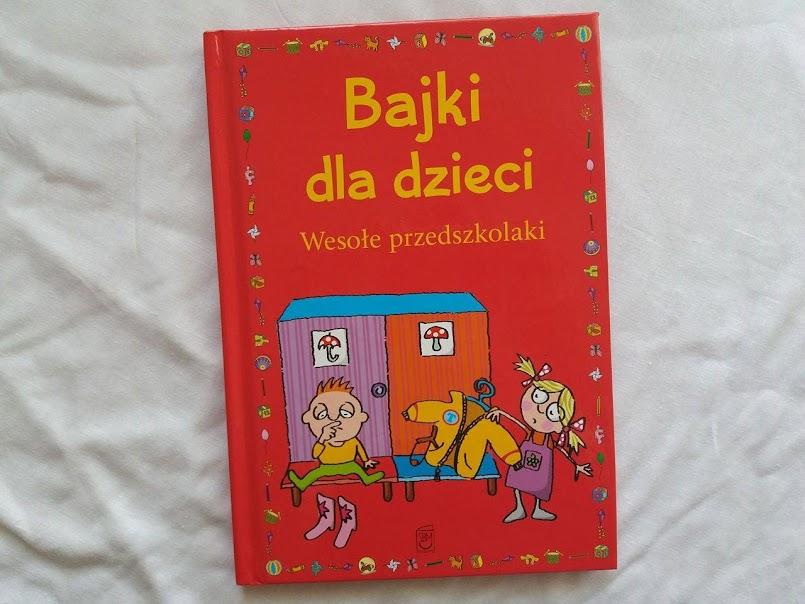 Bajki dla dzieci. Wesołe przedszkolaki - Ewa, Sylwia Stolarczyk
