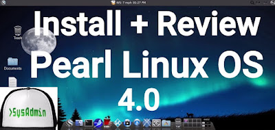 Pearl Linux OS 4.0