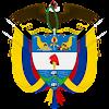 Logo Gambar Lambang Simbol Negara Kolombia PNG JPG ukuran 100 px