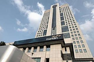 Sejarah dan Profil Perusahaan PT. Bank Mandiri Tbk