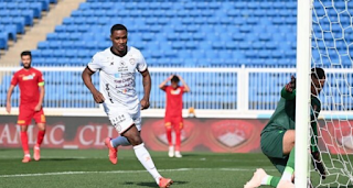 Ighalo Two Goal hands his team 2-1 win over Damac