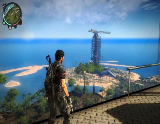 Just Cause 2 Game Free Download For Windows XP